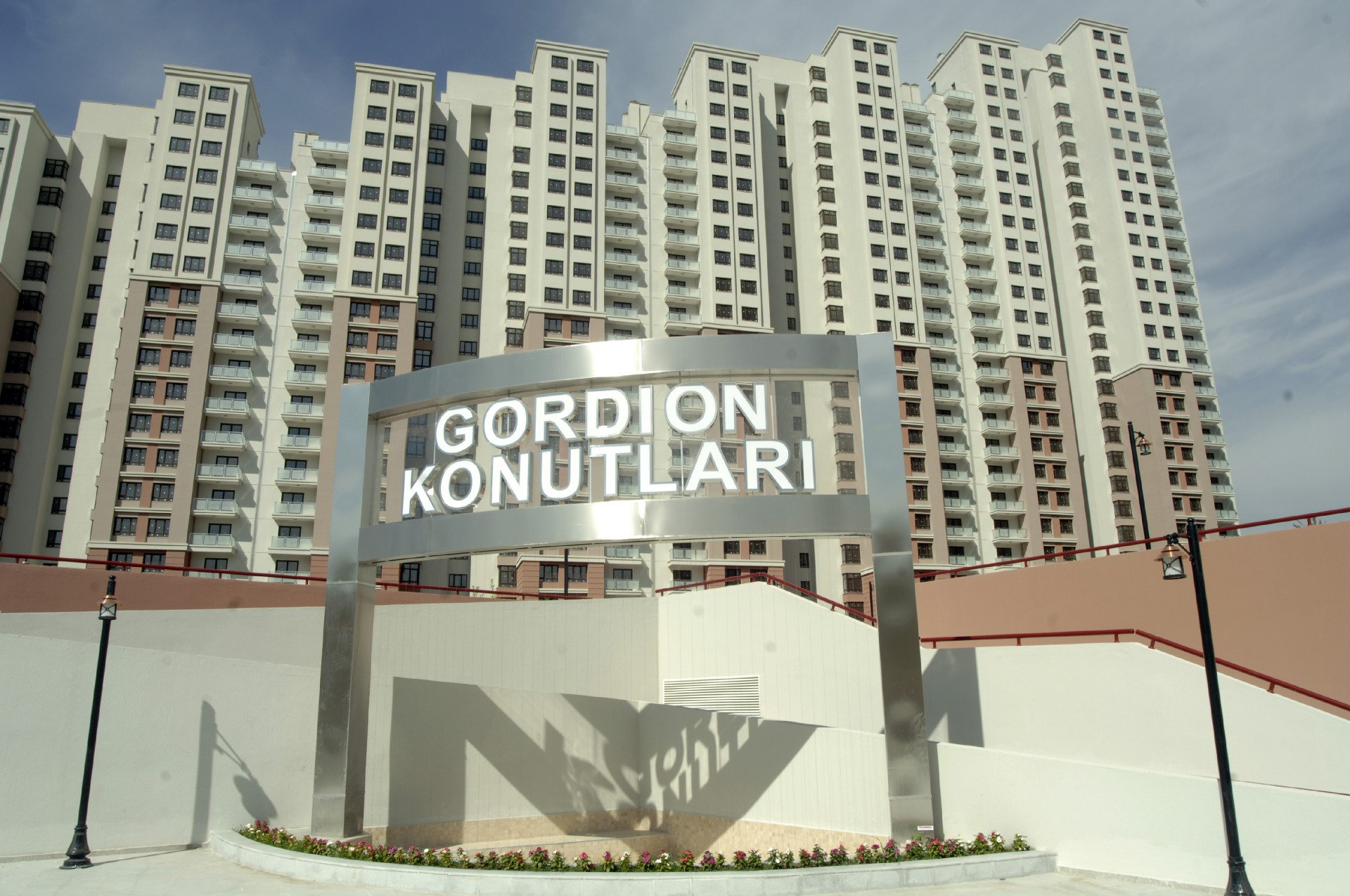 Gordion Houses